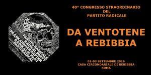 Congresso PR Rebibbia - Penna Bianca