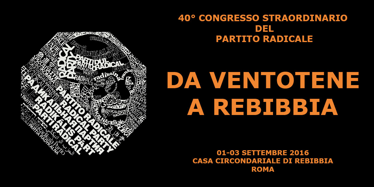 40° Congresso del Partito Radicale