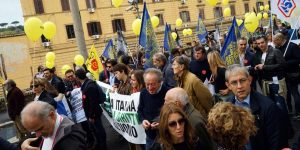 Adriano Sofri - Marcia Amnistia Penna Bianca - Partito Radicale