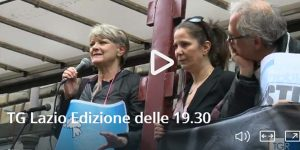 TGR Lazio - Marcia Amnistia Penna Bianca - Partito Radicale